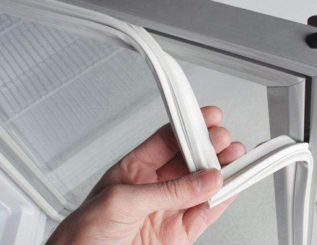 Замена уплотнительной резинки на холодильнике своими руками
