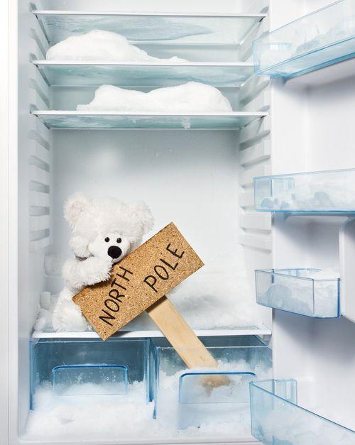 Почему сильно морозит холодильник Атлант