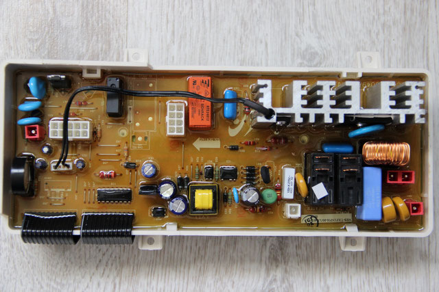 Модуль стиральной машины Самсунг