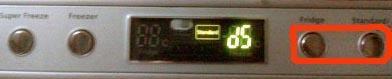 Ошибка D5 (DS) холодильника Самсунг: что значит и как исправить