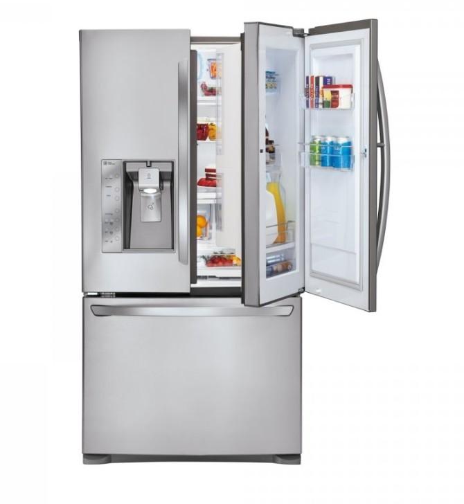 Сервисный ремонт холодильников LG в Казани